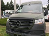 TERRAWAGEN 2019 onward Mercedes  Sprinter Aero hood spoiler
